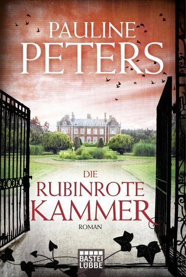 Cover-Bild Die rubinrote Kammer