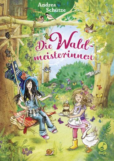 Cover-Bild Die Waldmeisterinnen