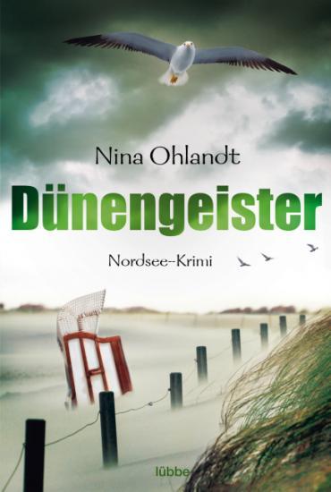 Cover-Bild Dünengeister