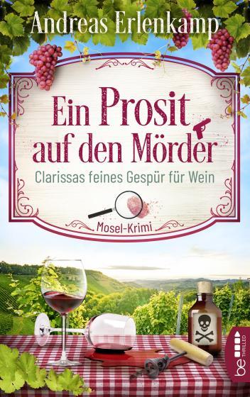 Cover-Bild Ein Prosit auf den Mörder