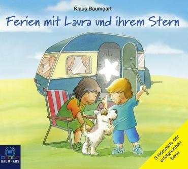 Cover-Bild Ferien mit Laura und ihrem Stern