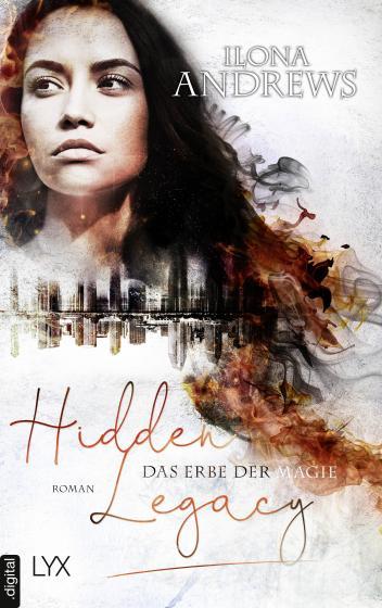 Cover-Bild Hidden Legacy - Das Erbe der Magie