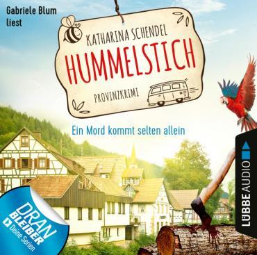 Cover-Bild Hummelstich - Folge 01