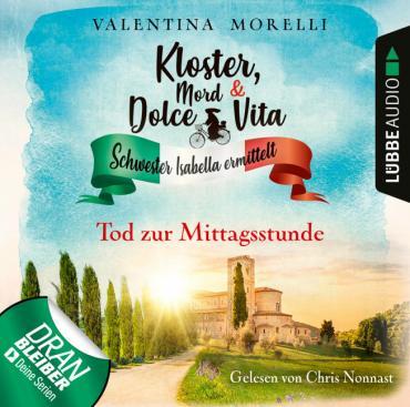 Cover-Bild Kloster, Mord und Dolce Vita - Folge 01