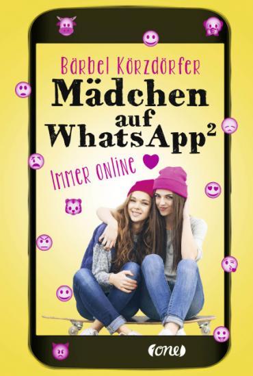 Cover-Bild Mädchen auf WhatsApp 2 - Immer online