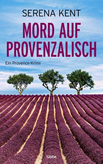Cover-Bild Mord auf Provenzalisch