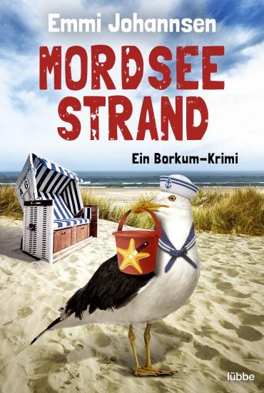 Cover-Bild Mordseestrand