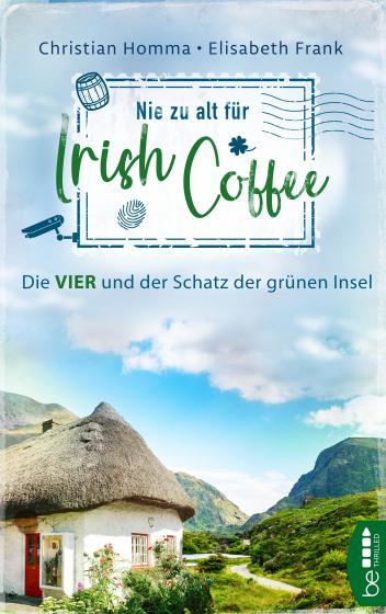 Cover-Bild Nie zu alt für Irish Coffee