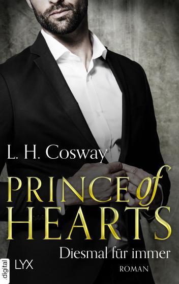 Cover-Bild Prince of Hearts - Diesmal für immer