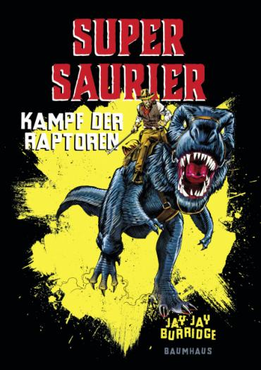 Cover-Bild Supersaurier - Kampf der Raptoren