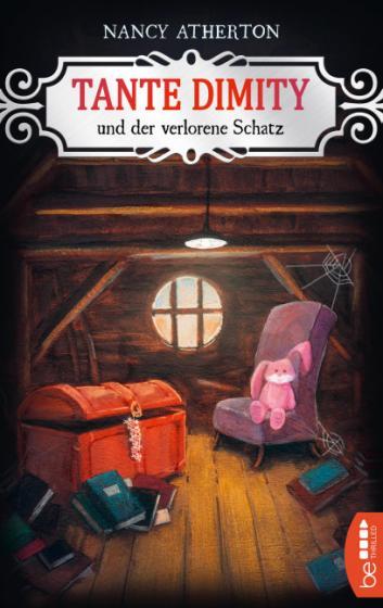 Cover-Bild Tante Dimity und der verlorene Schatz