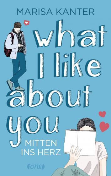 Cover-Bild What I Like About You