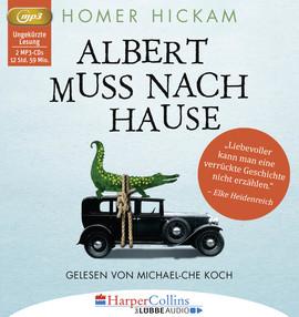 Cover-Bild Albert muss nach Hause