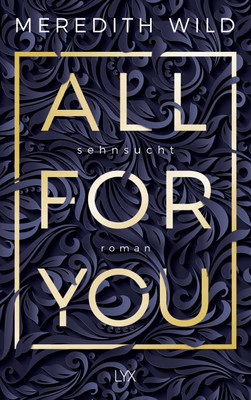 Cover-Bild All for You - Sehnsucht