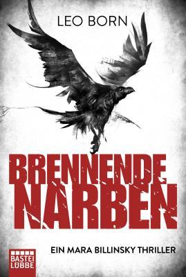 Cover-Bild Brennende Narben
