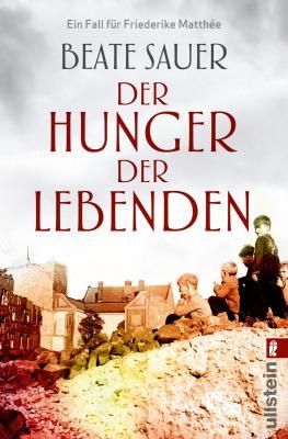 Cover-Bild Der Hunger der Lebenden