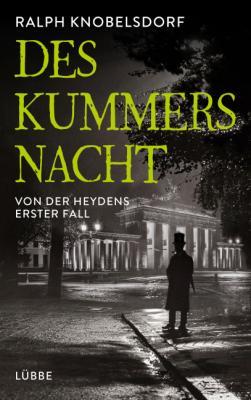 Cover-Bild Des Kummers Nacht