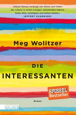 Cover-Bild Die Interessanten