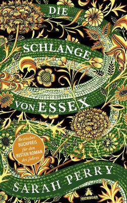 Cover-Bild Die Schlange von Essex