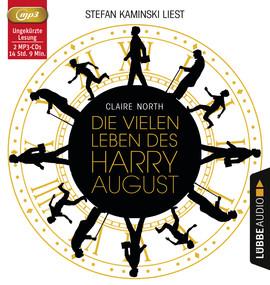 Cover-Bild Die vielen Leben des Harry August