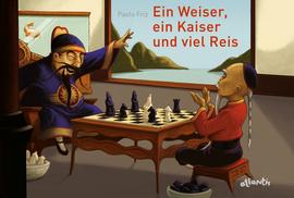 Cover-Bild Ein Weiser, ein Kaiser und viel Reis