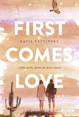 Cover-Bild First Comes Love