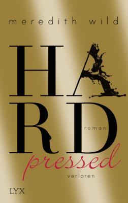 Cover-Bild Hardpressed - verloren