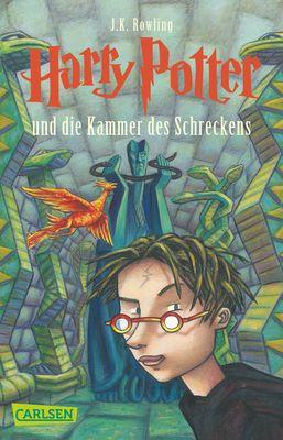 Cover-Bild Harry Potter und die Kammer des Schreckens