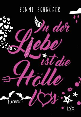Cover-Bild In der Liebe ist die Hölle los