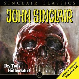 Cover-Bild John Sinclair Classics - Folge 25