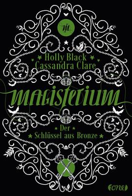 Cover-Bild Magisterium - Der Schlüssel aus Bronze