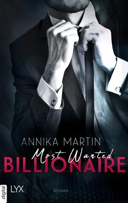 Cover-Bild Most Wanted Billionaire