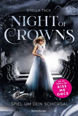 Cover-Bild Night of Crowns, Band 1: Spiel um dein Schicksal