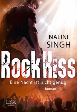 Cover-Bild Rock Kiss - Eine Nacht ist nicht genug