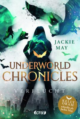 Cover-Bild Underworld Chronicles - Verflucht