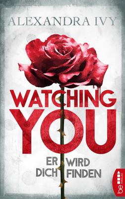 Cover-Bild Watching You – Er wird dich finden
