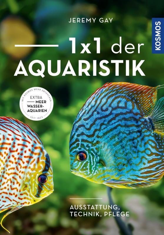 Cover-Bild 1 x 1 der Aquaristik