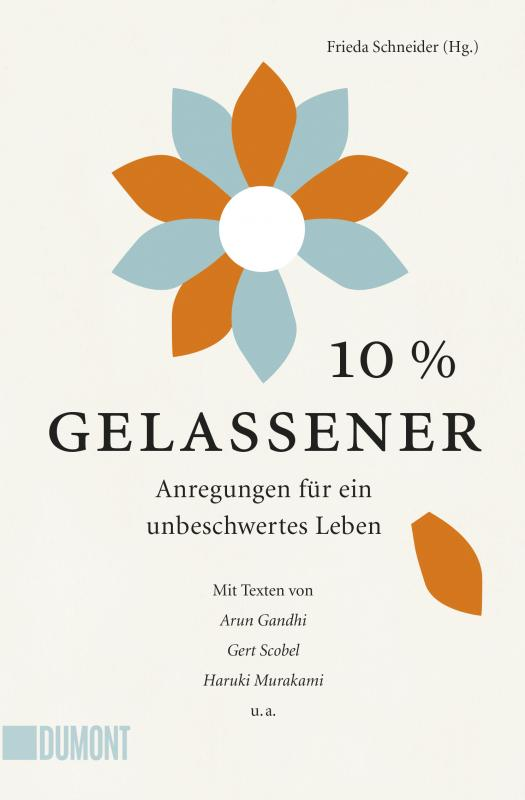 Cover-Bild 10% gelassener