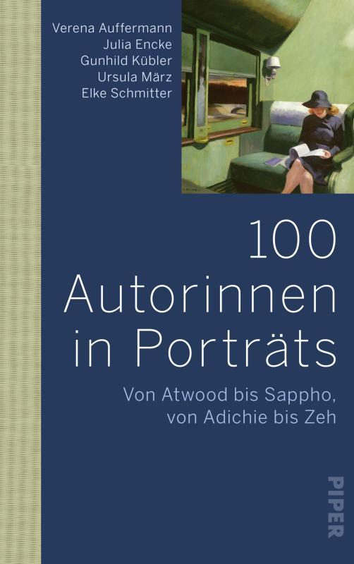 Cover-Bild 100 Autorinnen in Porträts