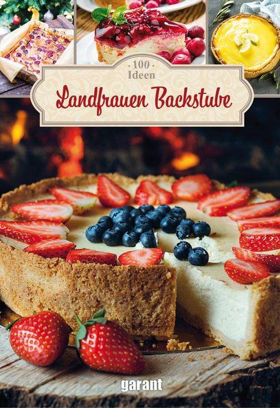 Cover-Bild 100 Ideen Landfrauen Backstube