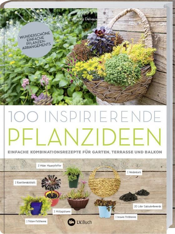 Cover-Bild 100 inspirierende Pflanzideen