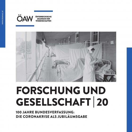 Cover-Bild 100 Jahre Bundesverfassung: Die Coronakrise als Jubiläumsausgabe