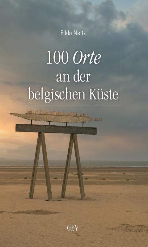 Cover-Bild 100 Orte an der belgischen Küste