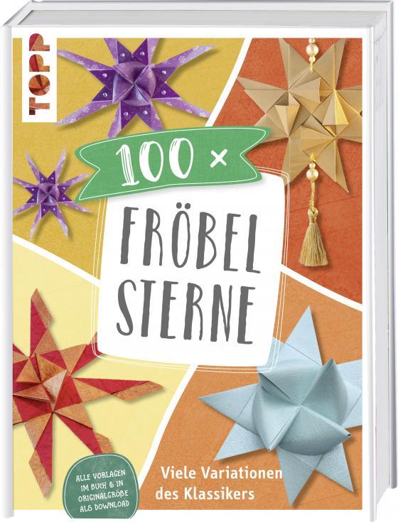 Cover-Bild 100 x Fröbelsterne