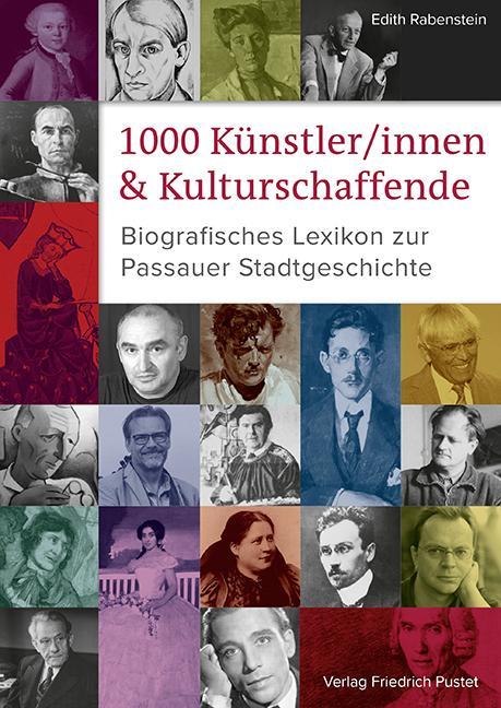 Cover-Bild 1000 Künstler/innen und Kulturschaffende