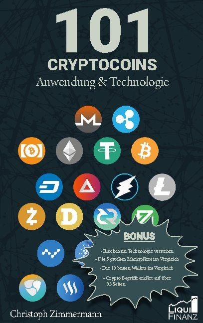 Cover-Bild 101 Cryptocoins