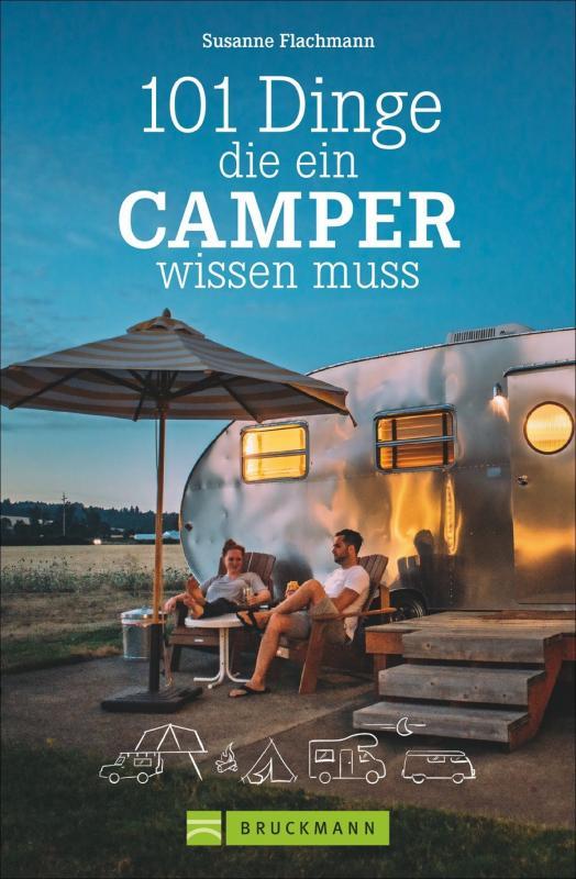 Cover-Bild 101 Dinge, die ein Camper wissen muss
