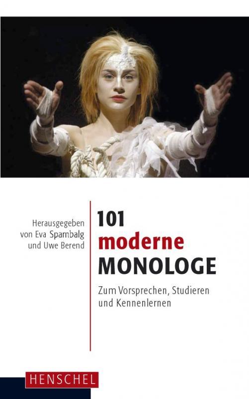 Cover-Bild 101 moderne Monologe