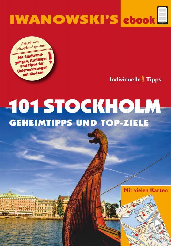 Cover-Bild 101 Stockholm - Geheimtipps und Top-Ziele