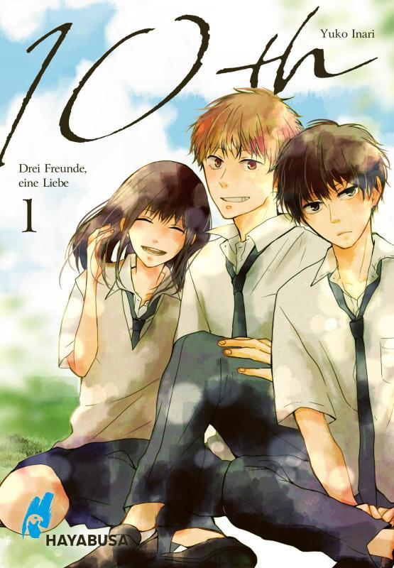 Cover-Bild 10th - Drei Freunde, eine Liebe 1